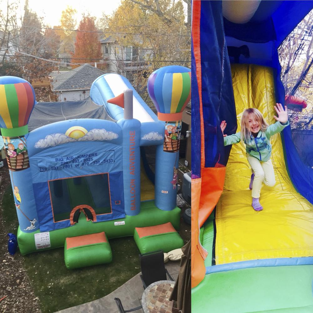Denver Big Air Event Heiditown: Denver Bounce House Rentals, Colorado