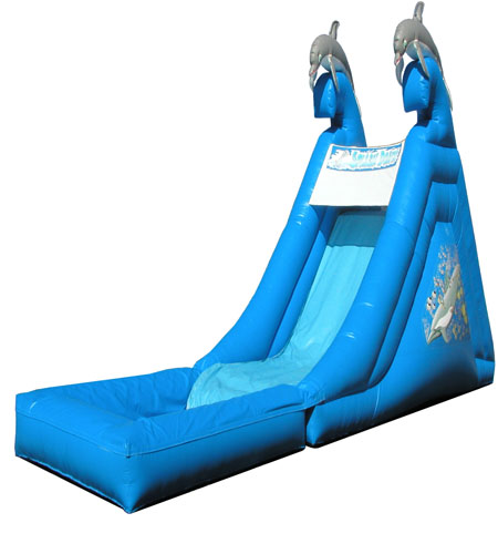 16' Splash Down Water Slide
