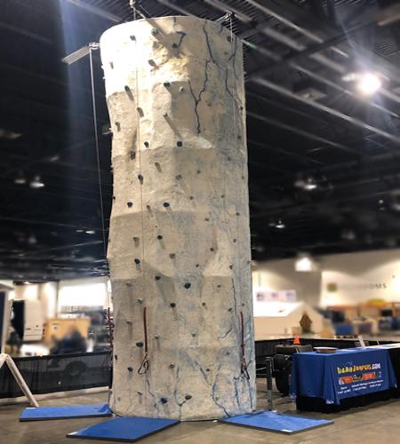 24' Climbing Wall