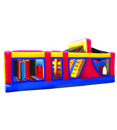30' Backyard Obstacle Course