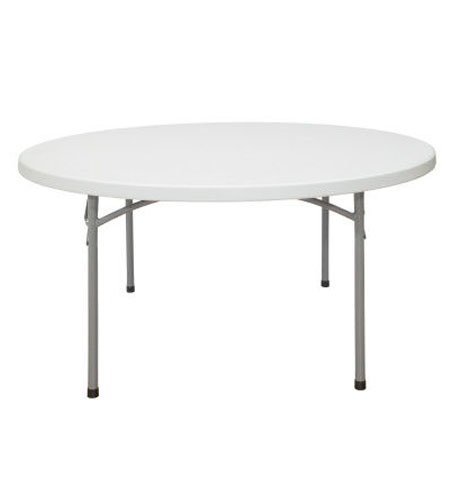 5 Foot Round Table