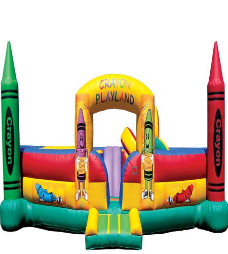 Crayon Play Center