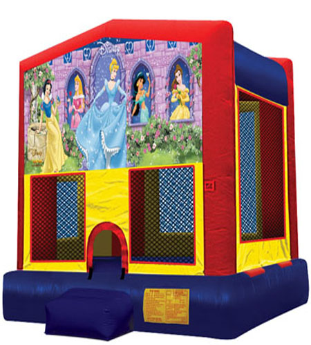Disney Princess Castle Bouncer