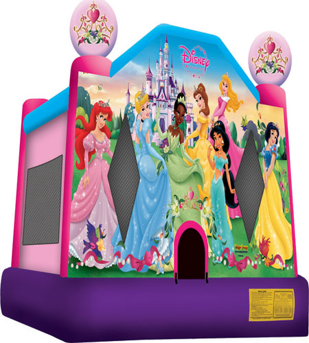 Disney Princess Deluxe Bouncer
