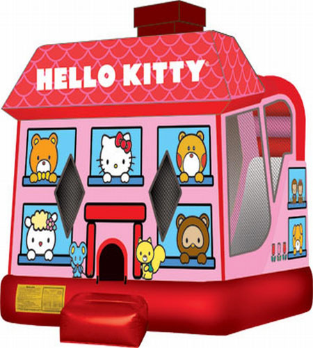 Hello Kitty 4 in 1 Combo