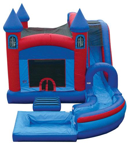 Jump N Splash Castle