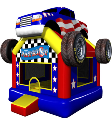 Monster Truck Bouncer