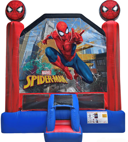 Spiderman Bouncer (Coming Soon)