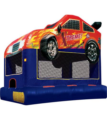 Denver Big Air Event Heiditown: Speed Racer Bounce House Rentals