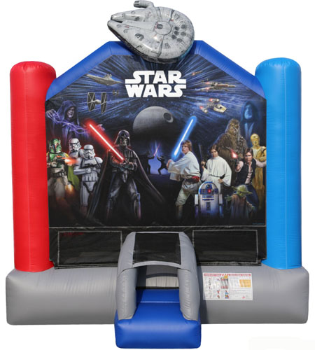 Star Wars Bouncer