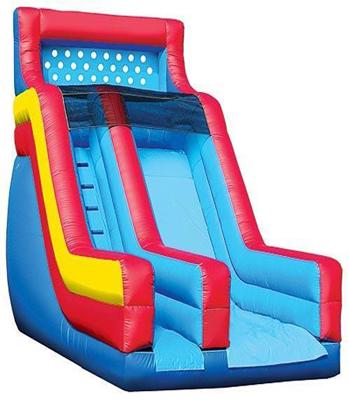16' Backyard Slide