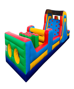 40' Obstacle Course (New Arrival!)