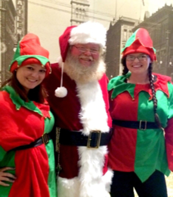 Santa's Helpers (Elf Appearance)