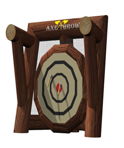 Axe Throwing (New Arrival!)