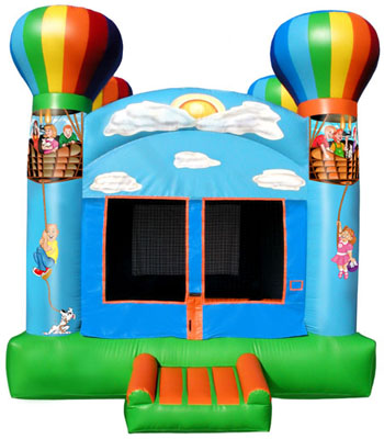 Balloon Adventure Bouncer