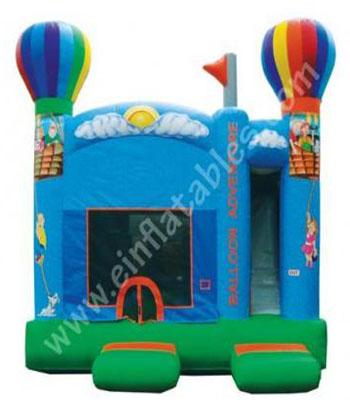 Balloon Adventure 4 in 1 Combo