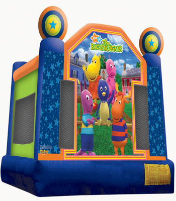 Backyardigans Bouncer