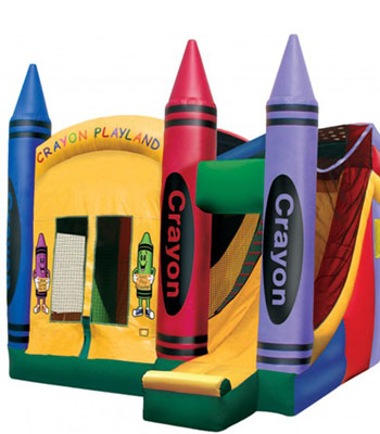 Crayon Playland 4 in 1 Combo