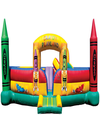 Crayon Play Center