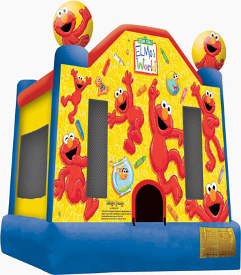 Elmo's World Bouncer