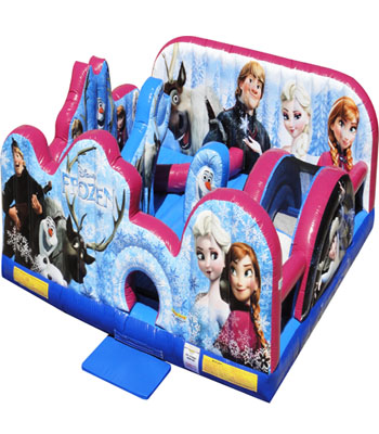 Frozen Play Center