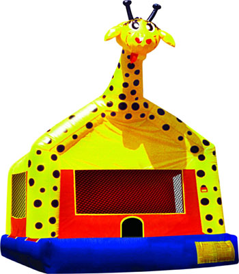 Giraffe Bouncer