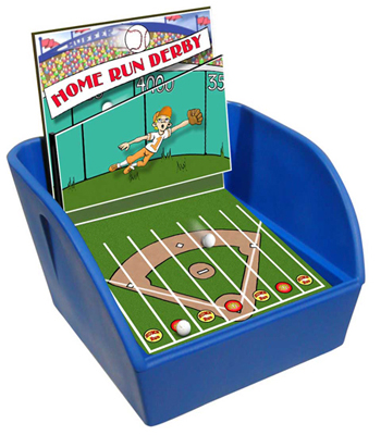 Home Run Derby Carnival Game