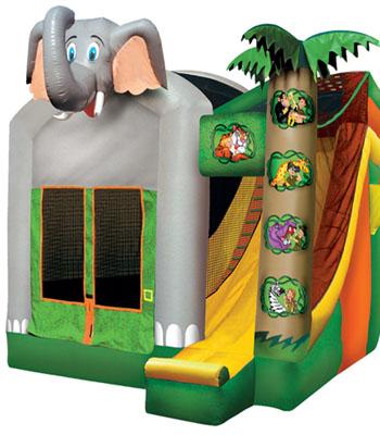 Jungle Adventure 4 in 1 Combo