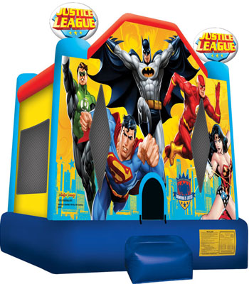 Justice League Bouncer