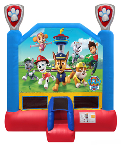 Paw Patrol Bouncer (New Arrival!)