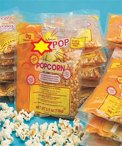 Popcorn Only (50 Servings No Bags)