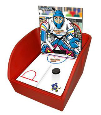 Penalty Shot Carnival Game