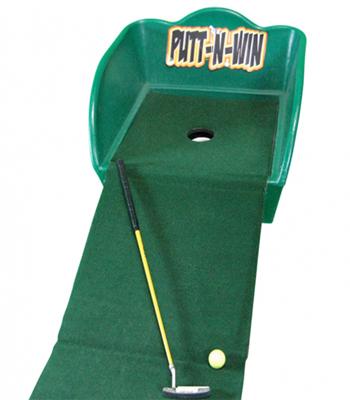 Putt-N-Win Carnival Game