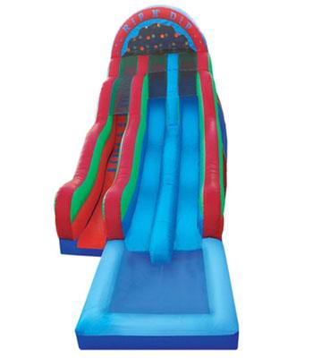 Rip N Dip Water Slide