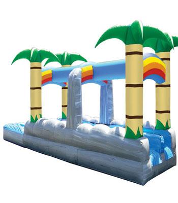 Run 'N' Splash Rock Water Slide