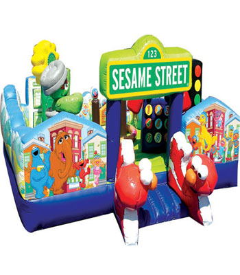 Sesame Street Play Center