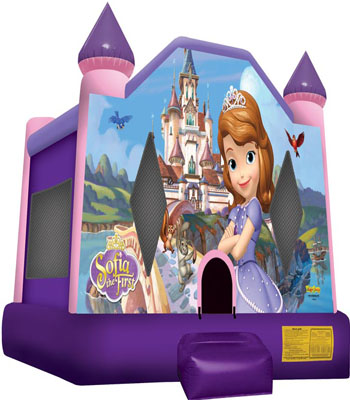 Sofia the First Bouncer