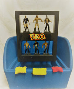 TKO Wrestling Carnival Game