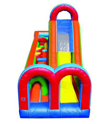 Turbo Rush Obstacle Course B One Piece