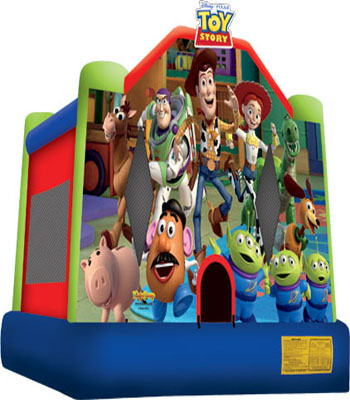Toy Story Bouncer